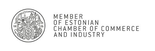 Kaissu is member of Estonian Chamber of Commerce and Industry